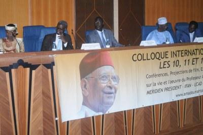 Célébration des 90 dix ans du Pr Amadou Mahtar Mbow