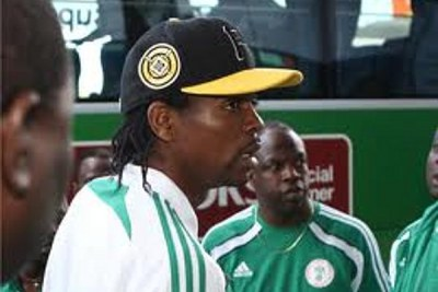 Former Super Eagles player Nwankwo Kanu.