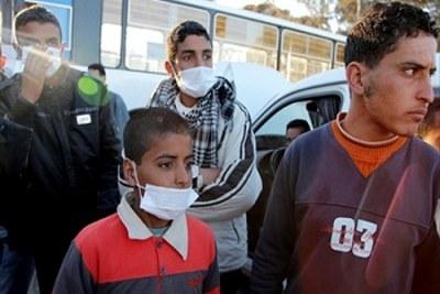 (Photo d'archives) -  L'alerte contre le coronavirus est lancée en Tunisie pour éviter sa propagation