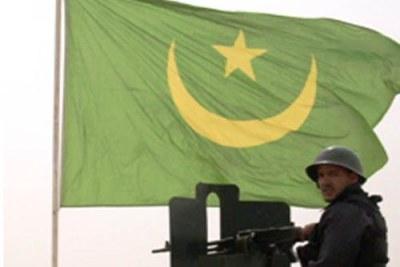 Membre des forces armées mauritanienne
