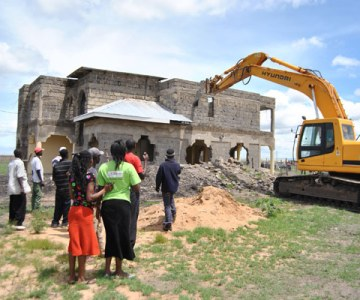 Kenya: Nairobi Homes Demolished