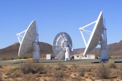 Radiotélescope.