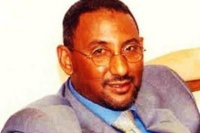 Homme d'affaire et opposant Moustapha Ould Limam Chavî