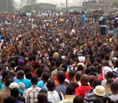 Nigeria Fuel Hike Protests
