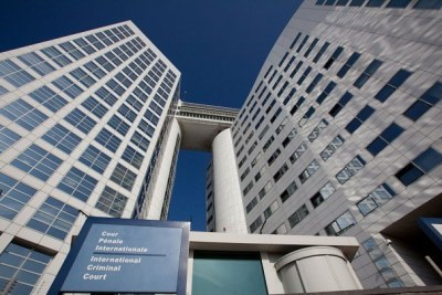 The ICC building in The Hague, the Netherlands (file photo).