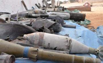 Paris confirme la présence d'armes françaises en Libye