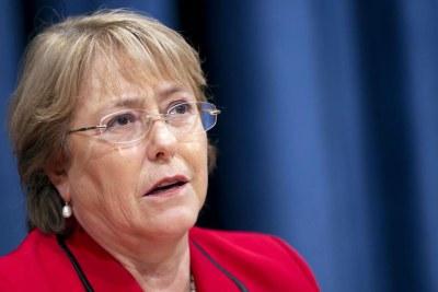 Michelle Bachelet, Directrice exécutive de l'ONU-Femmes