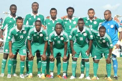 Super Eagles Nigeria national team