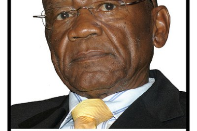 Lesotho's prime minister Thomas Thabane (file photo) will officially open this year's 102nd Harare Agricultural Show on Friday.