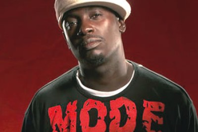 Nigerian rapper Mode 9