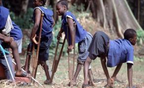 L'éradication de la poliomyélite en Afrique prévue fin 2017