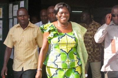 Simone Gbagbo.