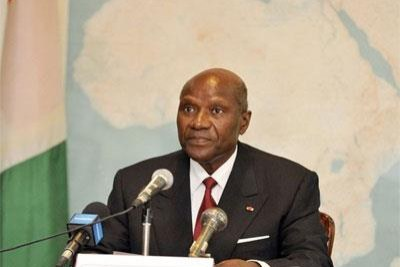Daniel Kablan Duncan, Premier ministre de la Côte d'Ivoire