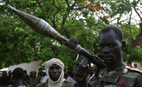 CAR Continues Its Mission to Disarm Rebels