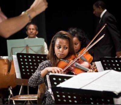 Les étoiles montantes de la musique éthiopienne