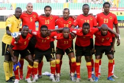 Equipe nationale de l'Angola