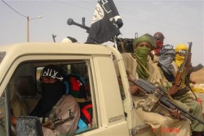 Forces islamistes dans le Nord du Mali