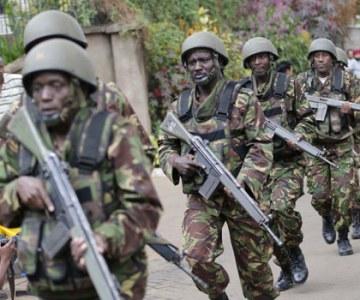 President Declares Kenya Mall Siege Over