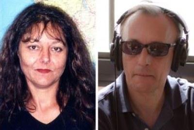 Ghislaine Dupont et Claude Verlon  les journalistes de RFI assassinés à Kidal