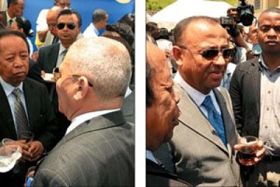 La Cour électorale spéciale (CES) a tranché Jean Louis Robinson et Hery Rajaonarimampianina, candidats à la présidentielle sont « officiellement et définitivement », ceux qui participeront au second tour de la présidentielle du 20 décembre.