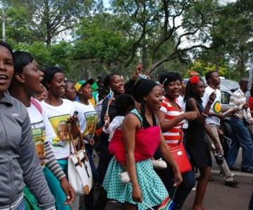 South Africans Bid Farewell to Nelson Mandela