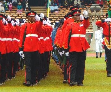 Kenya's 50th Independence Celebrations