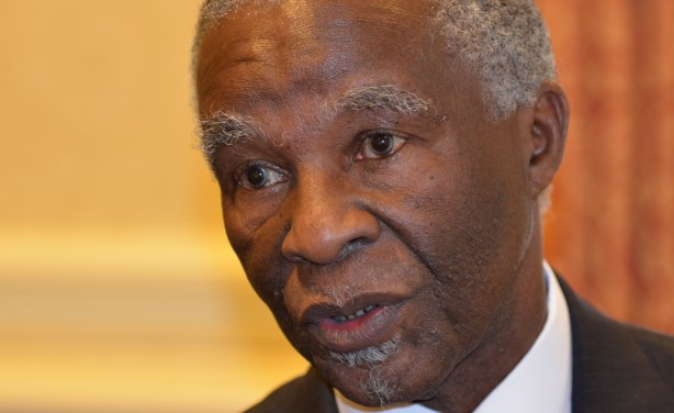 Former South African President Mbeki Speaks on HIV ...
