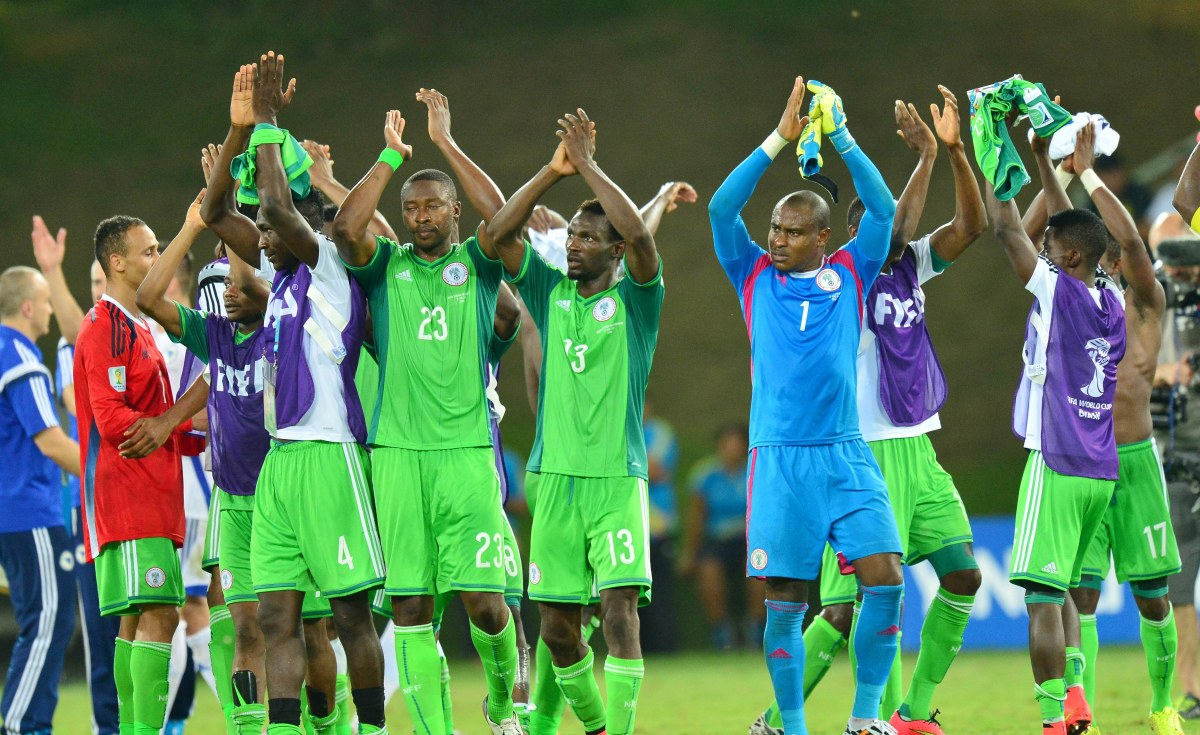 1f0e2216b56 Nigeria, Senegal Touted As Africa's Hopes for 2018 World Cup ...