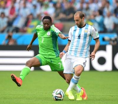 Africa's World Cup Goal Scorers