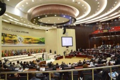 23éme sommet de l'union africaine à Malabo