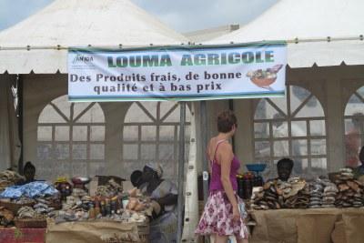 Les prix proposés au Louma Agricole sont plus compétitifs que ceux retrouvés habituellement sur le marché dakarois