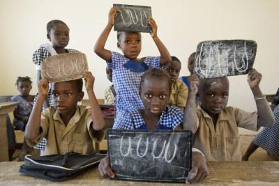 Élèves en Côte d'Ivoire: l'éducation est l'un des indicateurs cruciaux utilisés pour établir l'indice de développement humain.