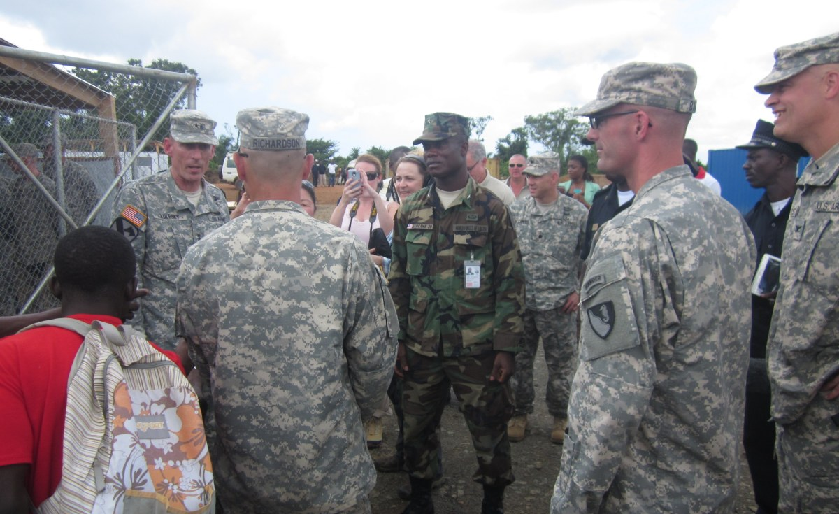 U.S. Military Assures Africa of Ongoing Support
