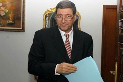 Prime Minister Habib Essid