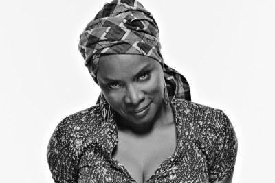Angélique Kidjo.