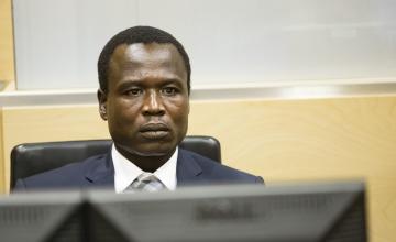 ICC Rejects Ugandan Rebel Leader Dominic Ongwen's Appeal