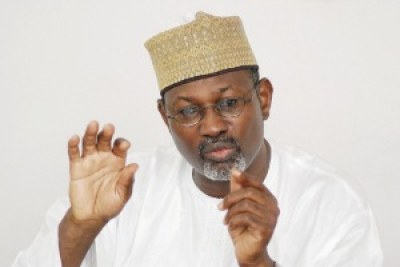 Attahiru Jega, the Independent National Electoral Commission Chairman