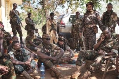 Ex-rebelles Seleka