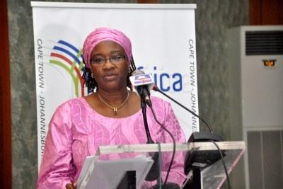 Représentante Résidente du PNUD et Coordonnatrice résidente du système des Nations-Unies