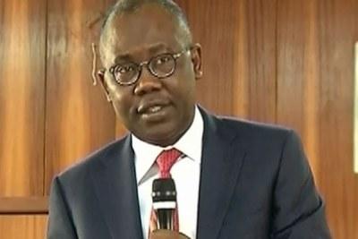 Mohammed Adoke.