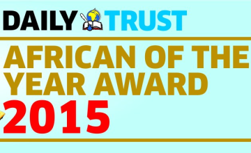 Who Will Win The 2015 African of the Year Award?