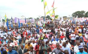 Un meeting de l'opposition interdit à Lubumbashi en RDC