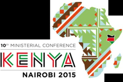 Logo WTO's 10th Ministerial Conference in Kenya