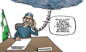 Buhari Gives Ministers Deadline for Status Reports