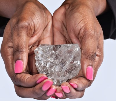 World's Biggest Diamond Find In a Century