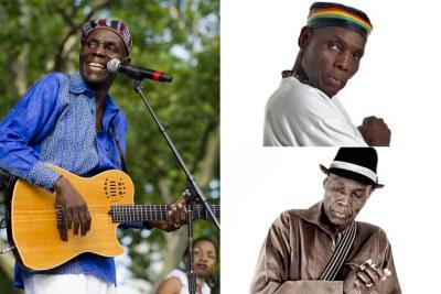 Oliver 'Tuku' Mtukudzi