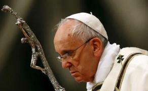 Le pape François en visite au Maroc