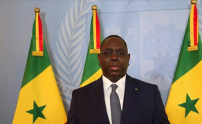 Senegal's President Sall Takes Office for Second Term