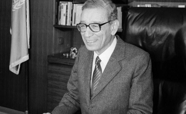 UN Mourns Death of Former Secretary-General Boutros Boutros-Ghali