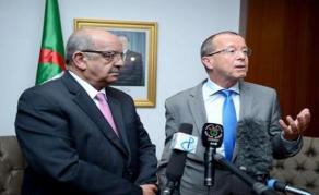 Kobler salue le soutien constant de l'Algérie aux efforts de l'ONU en Libye
